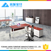 Executive Set commercial grade working office desk with cabinet