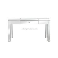 Top quality simple designs wall mounted dressing table with drawer