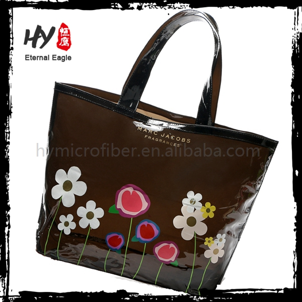 Hot selling new pp laminated pp woven tote shopping bag with CE certificate