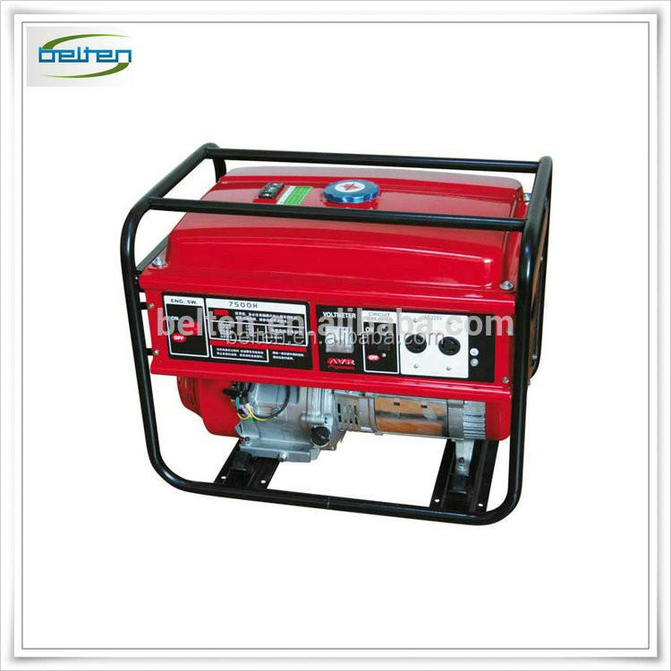 6kw 15hp Small Generator Petrol Generator Generator India Price - Buy Jiangdong Generators ...