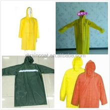 Resuable Foldable waterproof Bicycle camping travling PVC raincoat rain poncho with logo