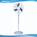 2017 Most Popular Lower Noise Cooling Air stand fan with low noise