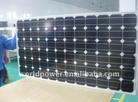 Chinese Best Solar Cell Plate 80W 100W 140W 200W 240W Solar Panel 12V 24V