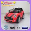 New Alison C00790 mini cooper electric swing car horn toy