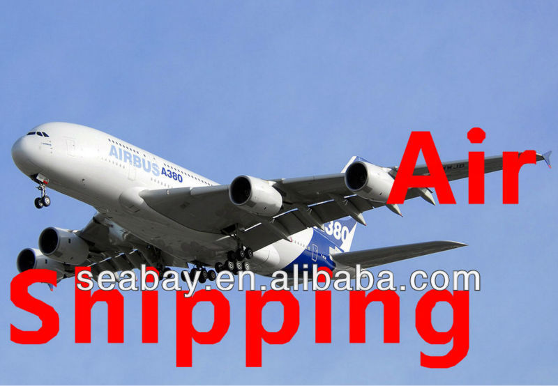 FOB Shanghai air shipping service to UNITED STATES OF AMERICA