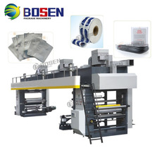 HIGH SPEED OPP PE CPP PVC PPPAPER EI ALUMIUM FOIL DRY LAMINATING STACKING MACHINE RAW MATERIALS COMPOUNDING LAMINATION
