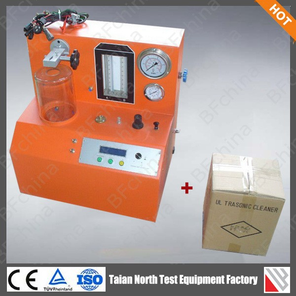 Car engine testing equipment PQ1000 fuel injector test bench common rail injector tester