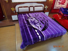 100% polyester raschel blanket and weft blanket super soft quality, korean style, LM768