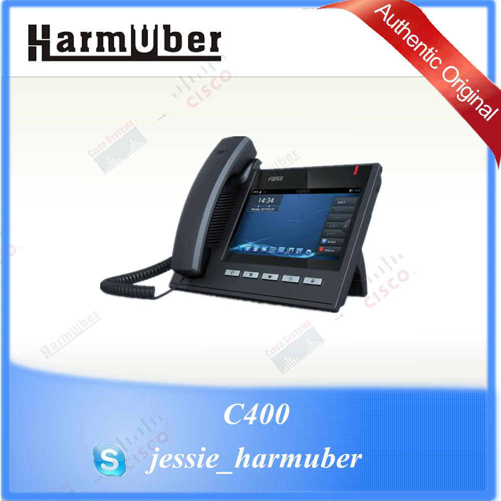 Color Disply IP Phone World's Best Hardware Configuration Fanvil C400