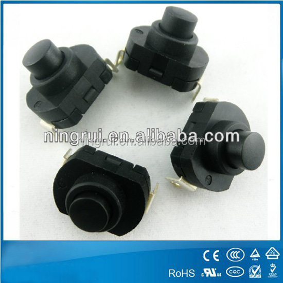 electric small momentary micro push button switch 120v