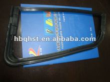 forming EPDM rubber parts for car window