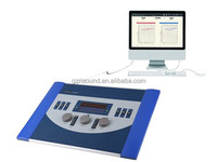 2016 diagnostic audiometer for clinic and hospital hearing test