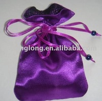 mobile phone pouch& satin pouch