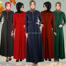 C23849B muslim dress abaya wholesale muslim dress malaysia