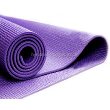 hot style popular PVC yoga mat for body building