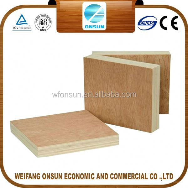 low price top quality modulus of elasticity plywood for sale