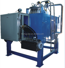 Automatic wet high intensity electro Magnetic Separator for Kaolin clay