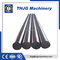 hardened and flexible chrome linear transmission shaft with 6mm length 1000mm for cnc