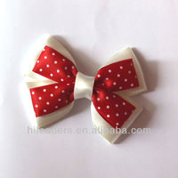 wholesale craft printed ribbon bow