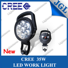 35W LED WORK LIGHTS,LED SPOT LIGHT 4WD OFFROAD FLOOD TRACTOR AUTO HEAD LIGHTS KUBOTA TRACTOR PARTS