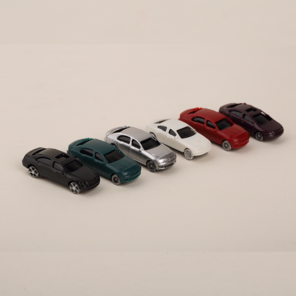 1:200 architectural scale model car