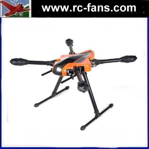 X-CAM Quadcopter Kongcopter FQ700 Folding Frame Kit Dia.25mm Arm