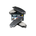 ceramic top quality brake pad for toyota Alphard car
