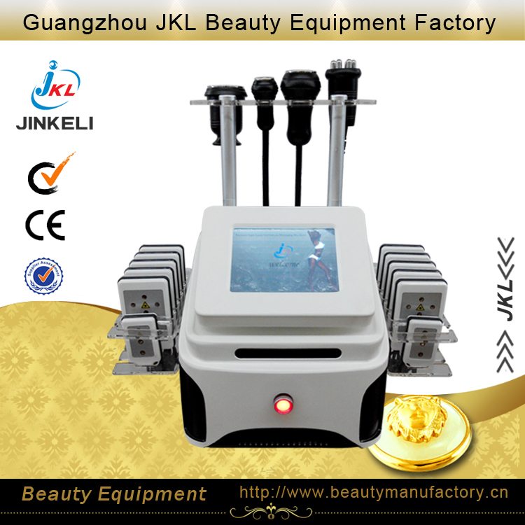 vacuum/ cavitation / RF / Laser fat system / slimming equipment
