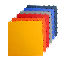 Wholesale good prices protable pp plastic mat tiles interlocking removable dance room floor