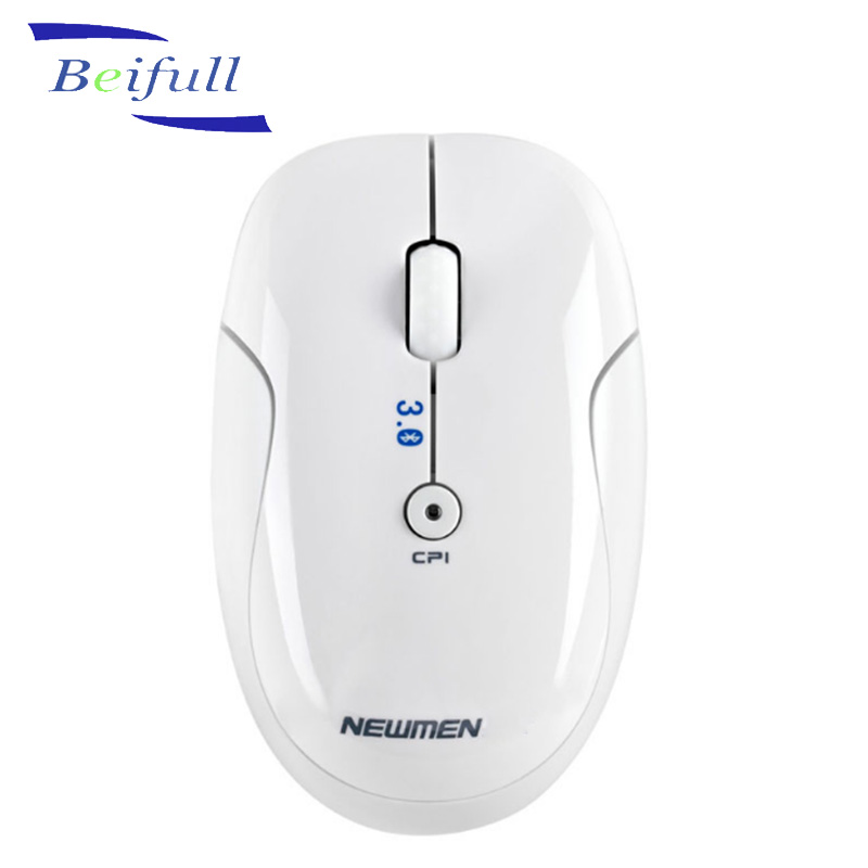 Support Win 10 Notebook bluetooth wireless mouse for office business use