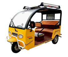2017 New Design Electric Tricycle Rickshaw from China
