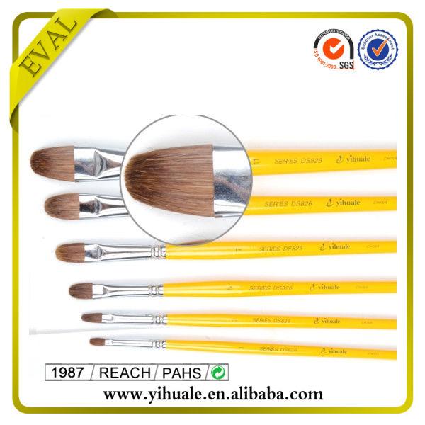 Professional name brand paint brush