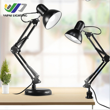 Hot Sale Hotel led portable table lamp usb rechargeable foldable desk reading book light