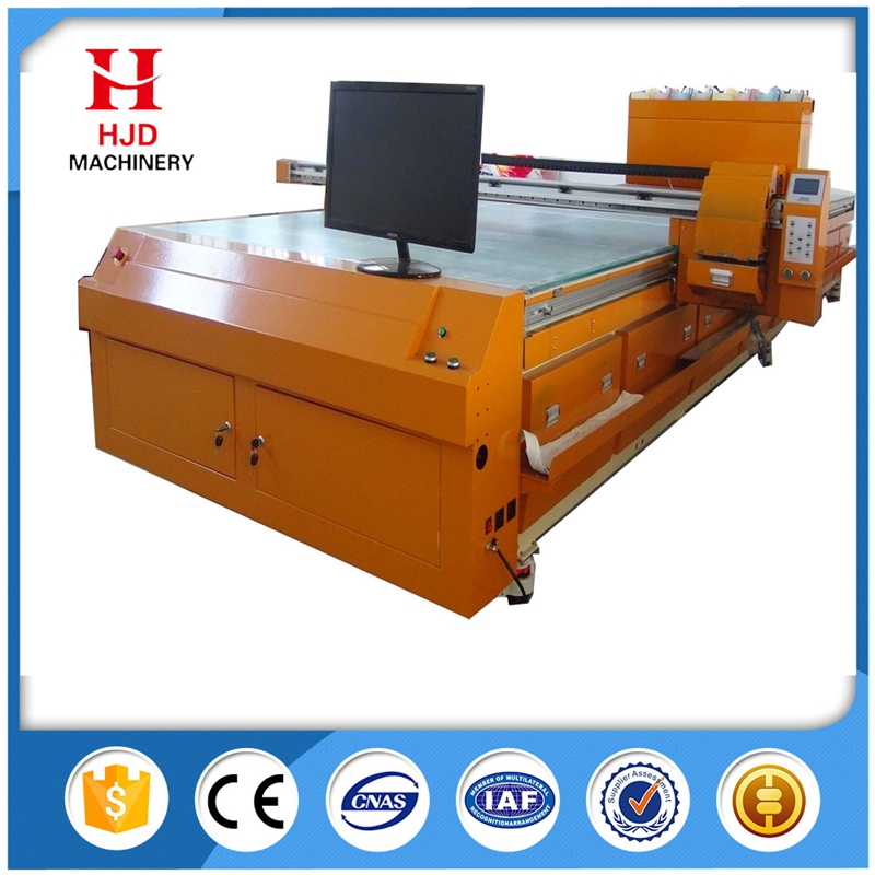 HJD-A4 Plate Type Digital Textile Printer for Tshirt and Garment and Fabric and Pieces