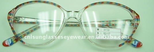 fashionable fancy glasses frame for women