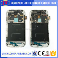 Smart Phone for Samsung Galaxy S4 LCD i9500 Digitizer Assembly With Frame