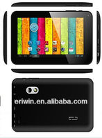 ZX-MD7024 Newest !!!7inch A20 3G wifi HDMI zpad android 4.2 tablet pc dock speaker