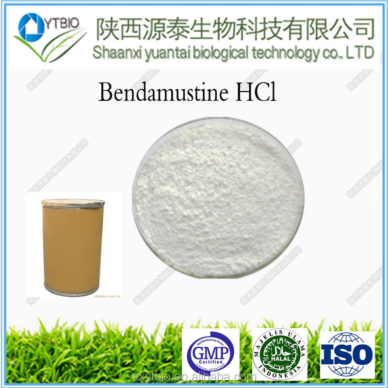 factory supply best price Bendamustine HCl //cas 3543-75-7