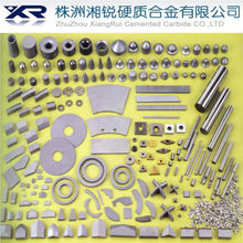 zhuzhou tungsten carbide items/ tungsten carbide wear parts/sintered carbide cutting tools