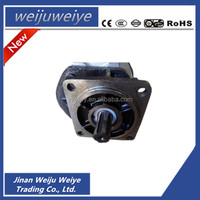 Auto spare part gear pump, CBC-F100-BA01 hydraulic oil pumps ,standard oil pumps for dump truck