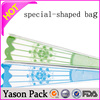 YASON irregular special shaped plastic gift bag for kids toys penguin shape pouch unique shape candy bag