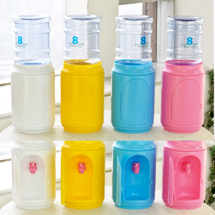 Desk top mini water dispenser cooler
