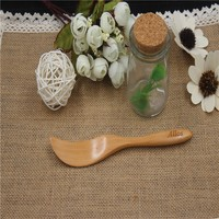 Japanese Style cheap Stocked wooden butter knife