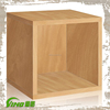 Wood Cube Shelf, Shoe Shelf, Store Display System Cube Display