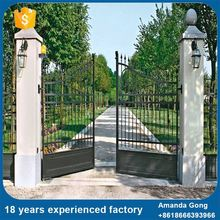 Different Color Electric Gate Driveway Cost
