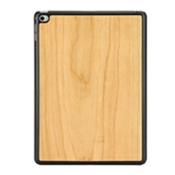 Good Reputation Natural Wood PC Back Cover For iPad Air 2