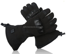Wholesale China sports battery powered heated motorcycle gloves