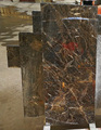 Cheapest China dark Emperador marble