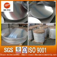 Good Surface 1050 1060 1100 Aluminium Circles Widely Used in Cookware