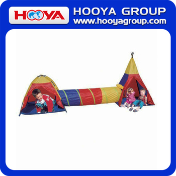 Hanging polyster steel wire kids folding house tent